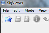 SigViewer