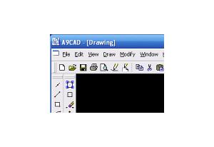 A9cad logiciel de dessin gratuit logiciel de dessin for Logiciel de dessin gratuit pour pc