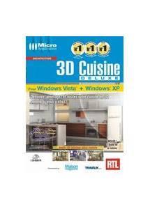 logiciel cusine 3d 3d cuisine deluxe logiciel 3d