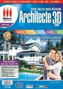 logiciel maison architecture 3d architecte expert cad 2010 logiciel architecture logiciel. Black Bedroom Furniture Sets. Home Design Ideas