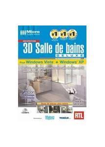 Logiciel salle de bain 3d salle de bains deluxe for Dessin salle de bain 3d