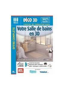 logiciel salle de bain votre salle de bains en 3d logiciel 3d gratuit logiciel de dessin. Black Bedroom Furniture Sets. Home Design Ideas