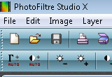 PhotoFiltre Studio X