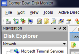 Corner Bowl Disk Monitor (formerly DiskMonitor)