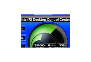 Intel Desktop Control Center