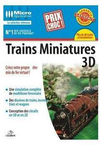 jeu pc train trains miniatures 3d gratuit jeux de simulation. Black Bedroom Furniture Sets. Home Design Ideas