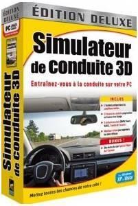 logiciel simulateur de conduite deluxe 2009 2010 gratuit logiciel code de la route. Black Bedroom Furniture Sets. Home Design Ideas