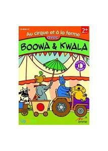 Logiciel enfant boowa et kwala au cirque et la ferme - Boowa et kwala gratuit ...