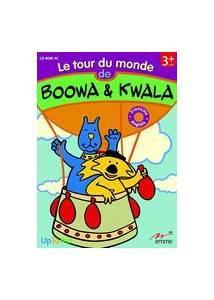 Logiciel enfant boowa et kwala le tour du monde - Boowa et kwala gratuit ...