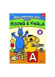 Logiciel enfant boowa et kwala mes premiers clics - Boowa et kwala gratuit ...