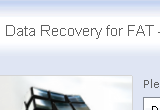 Raise Data Recovery for FAT