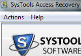 SysTools Access Recovery