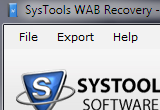 Systools WAB Recovery