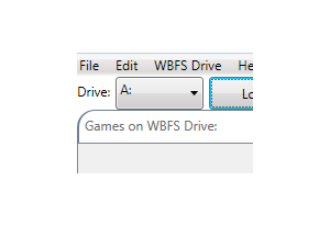 Wii Backup File System Manager