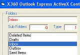 X360 Outlook Express ActiveX OCX
