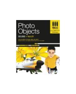 Logiciel collection photos pour entreprise : Photo objects volume 1