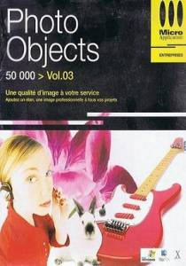 Logiciel collection photos pour entreprise : Photo objects volume 3