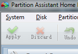 Partition Assistant Home Edition