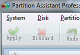 Partition Assistant Professional Edition (formerly Extend Partition Professional Edition)