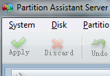 Partition Assistant Server Edition (formerly Extend Partition Server Edition)